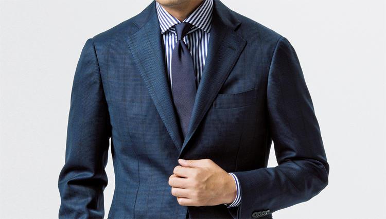 デイリーに頼れる「高品質オリジナルスーツ」はコレだ!【服飾のプロ&編集部員が見て・着て・実感 #1】