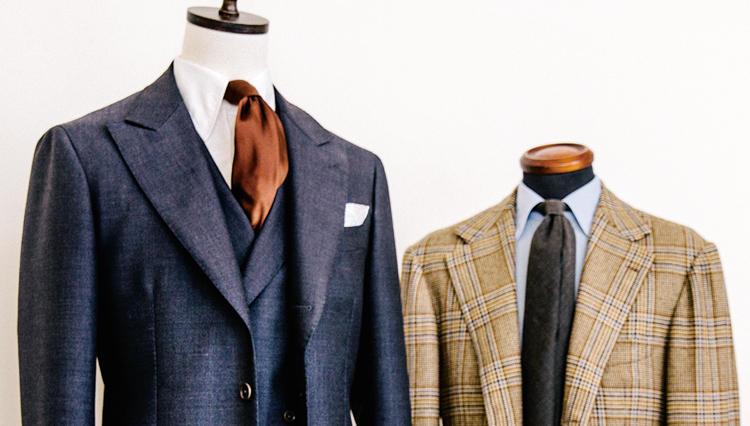 自分の個性にフィットしたスーツ作りができる「顧客目線のオーダーストア」とは?