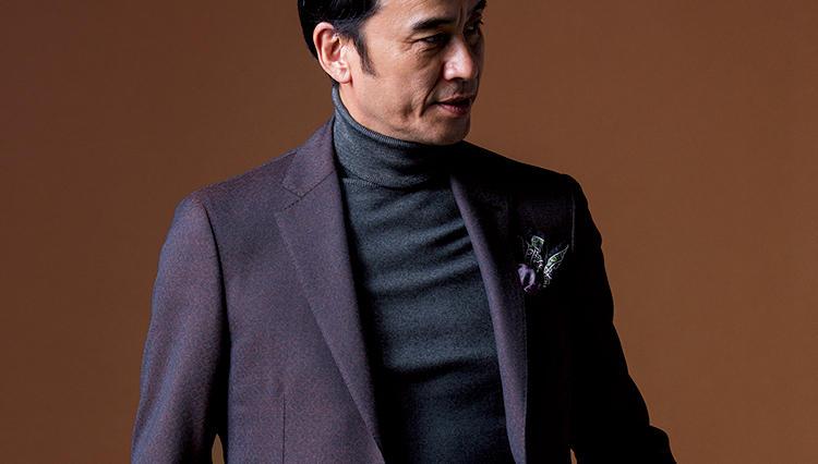 エトロの上級スーツ「サルトリア・フェリーチェ」、その心に響く色とは?