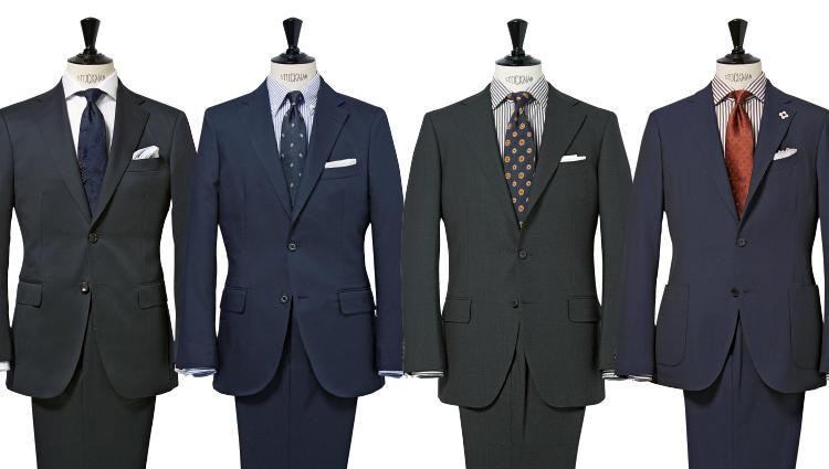 全国主要百貨店の「売れ筋スーツ」7着はコレ!