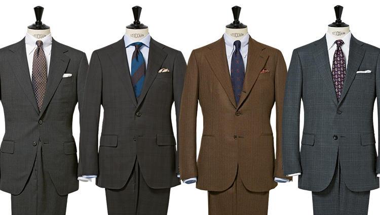 【全国調査】エリア別・売れるスーツの新潮流とは?