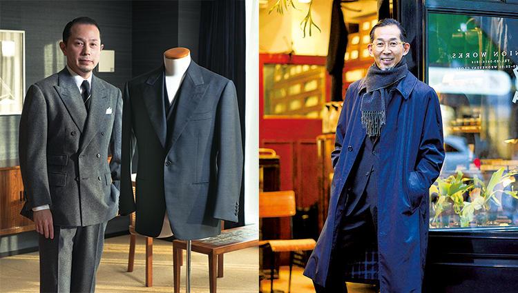 シューリペア職人、中川一康さんが惚れた「バタクのスーツ」の魅力とは?