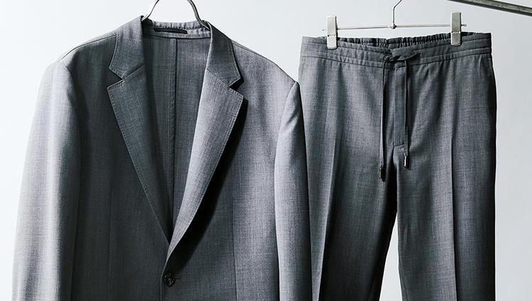 「ジー ゼニア」のスーツ、最高級の仕立てなのに家で洗えるってホント……!?