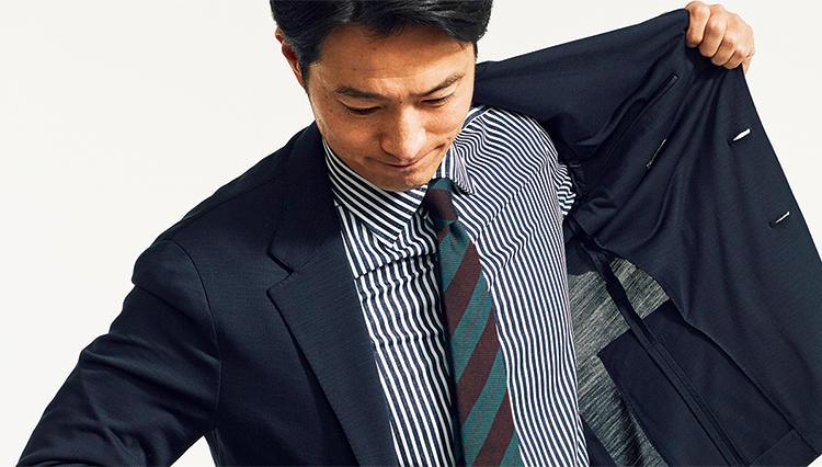 どれだけ快適!? 一流ブランドの「ストレッチスーツ」、その機能性とは?