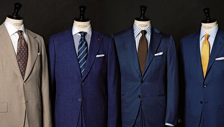 イタリアスーツの頂点をなす「クラシコ四天王」、形の違いはココで見分ける!
