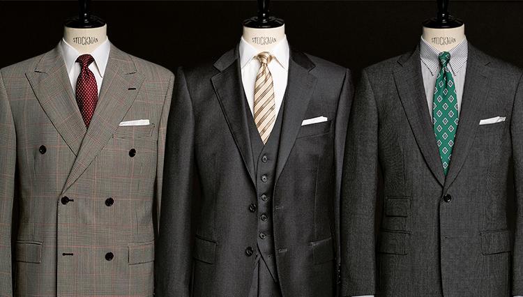 イギリス/アメリカ/フランス……人気スーツの色褪せない独自性とは?