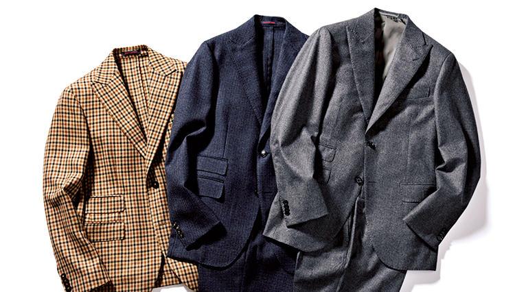 【BEAMS中村達也の今、買いのアイテム】自由な発想で着こなすピークトラペルのスーツ&ジャケット