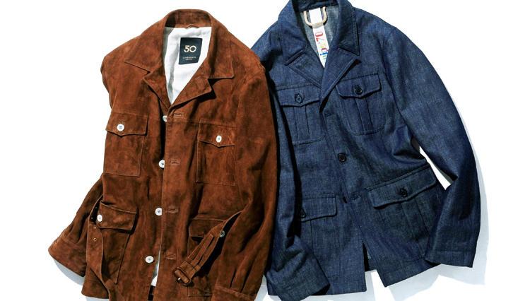 【BEAMS中村達也の今、買いのアイテム】サファリ、ミリタリー由来の「4ポケットジャケット」