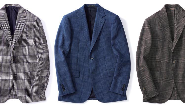 人気ブランドのグレインプレイド柄ジャケット8着を全部見せ【BEAMS中村達也の買い足しノート・後編】