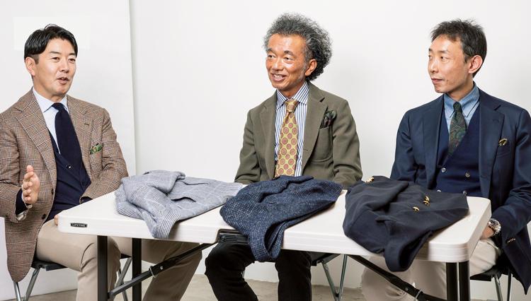 """【""""着回し力""""で選ぶジャケット&パンツ】セレクト&百貨店のキーマンが証言!「今、売れているのは…"""