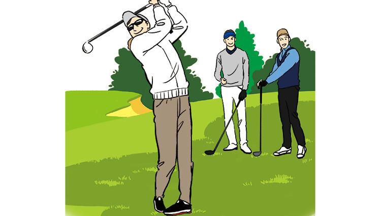 ファッションディレクター森岡 弘さんの新ゴルフ連載【Well Playerへの道】がスタート