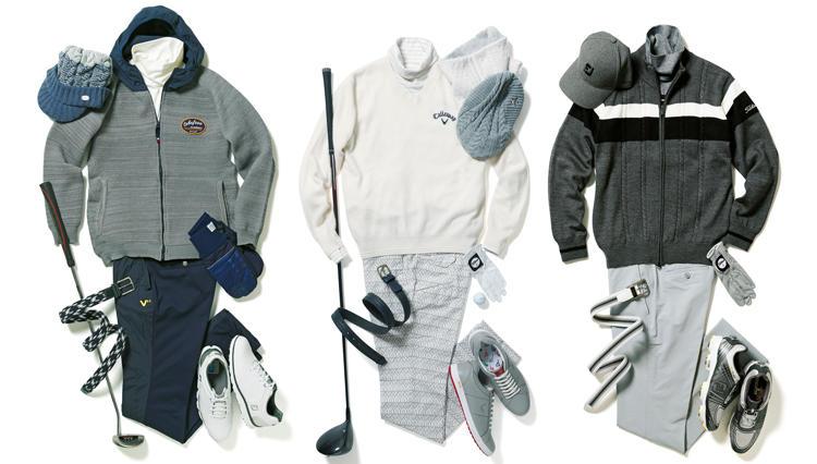 ファッションディレクター森岡 弘さんの【新・ゴルフ連載】旬のカラー 「グレー」を 味方につけよう