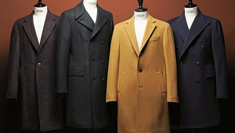 【10年愛せるビジネスアウター】スーツに似合うクラシックチェスターコート#1