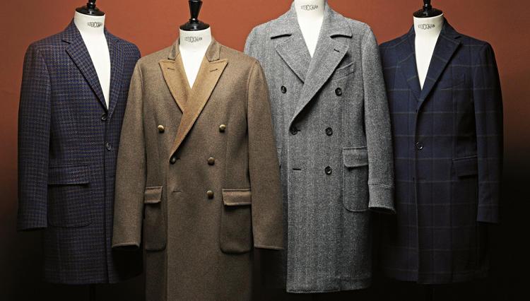 【10年愛せるビジネスアウター】スーツに似合うクラシックチェスターコート#2