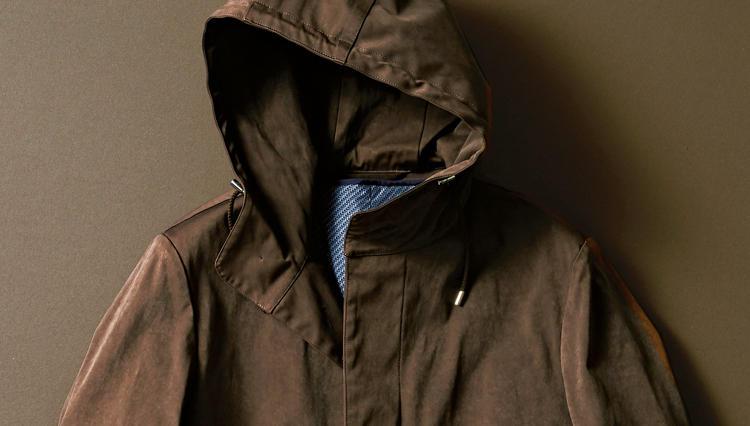【10年愛せるJapanアウター#1】ナイロンのイメージを一新し、新感覚のコートを提案「ティモーネ」