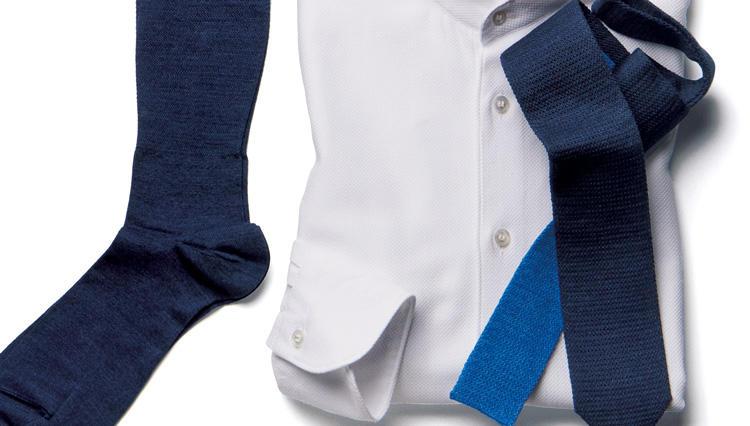 ビジネスマンの装いの美意識は「首元」と「足元」に表れる/今、欲しいモノの話。