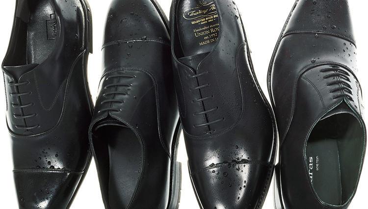 雨の日の通勤靴、準備はお早めに【きちんと見えるレインシューズ4選】