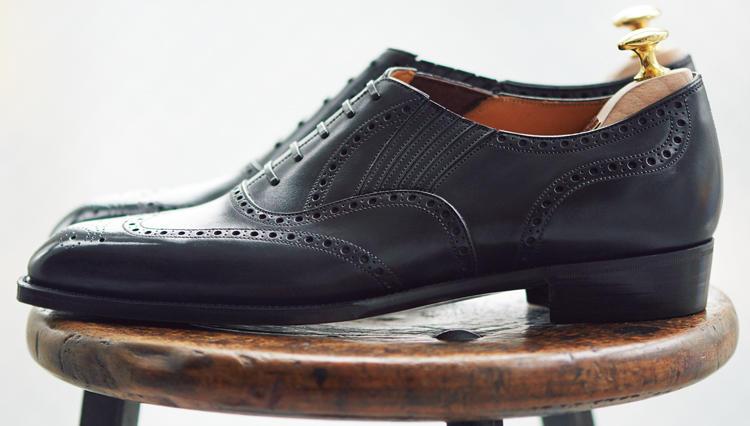 7万円台で「これって、ビスポーク靴ですか?」と見紛う、コルノ ブルゥの新生既製靴