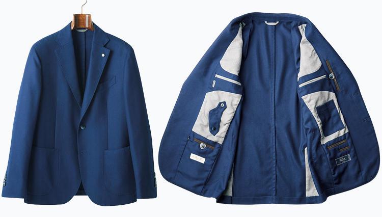 10個もポケットのあるジャケットなら、いつも手ぶらでいられるかも。
