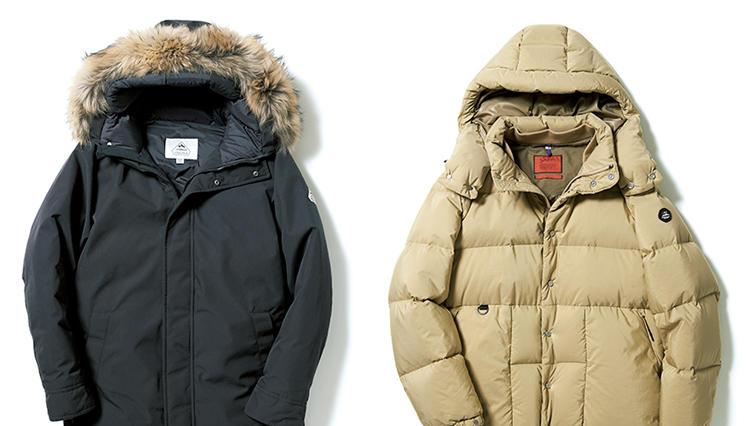 ダウンジャケットの品質は「○○がキレイ」か否かで決まる!
