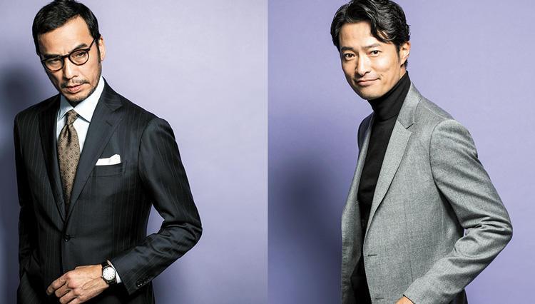 MEN'S EX編集長・金森が感じる「スーツ選びの多様化」とは?【最新スーツ座談会】