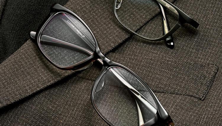アイヴァン リュクス・中西さんが選ぶ、「勝負メガネ」はコレだ!