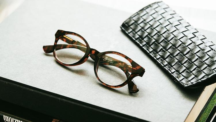 これ、老眼鏡(リーディンググラス)に見えますか?