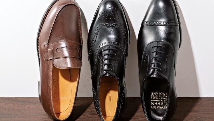 「王道を好む人」の揃えるべき靴3足は?