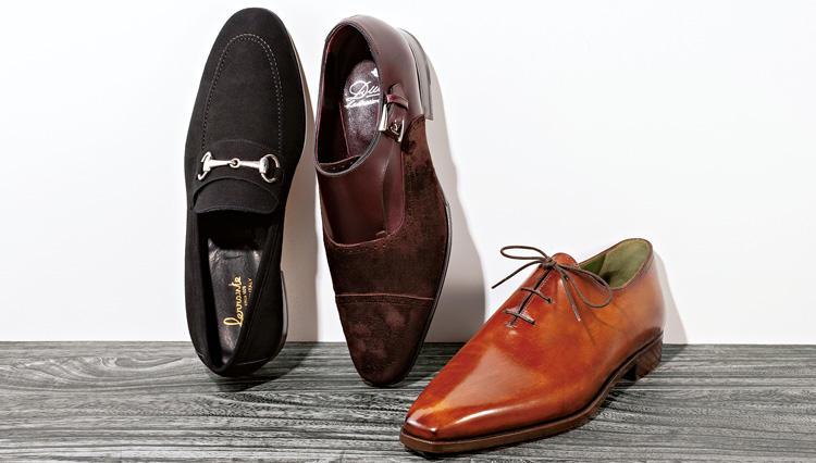 「色気を纏いたい人」が揃えるべき靴3足は?