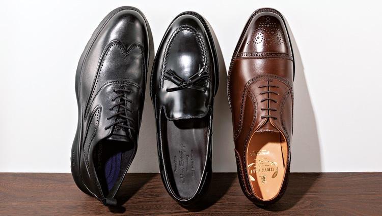 「歩きを重視する人」が揃えるべき靴3足は?