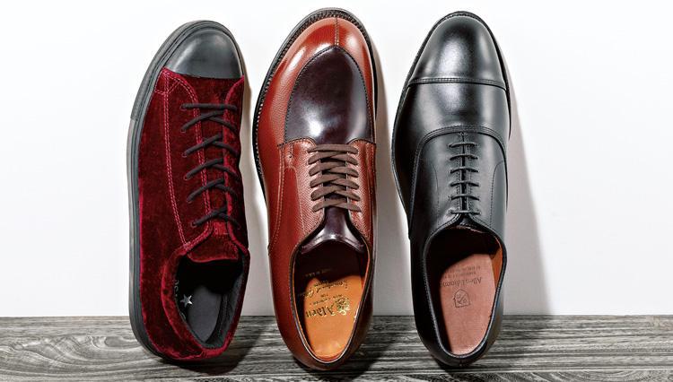 「トラッドを愛する人」が揃えるべき靴3足は?