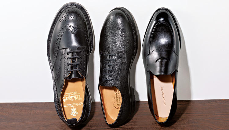 「ファッションを楽しみたい人」が揃えるべき靴3足は?