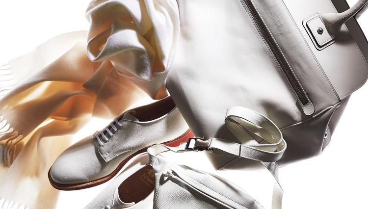 清潔感を演出できる「差し白小物」4選