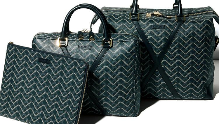 ロンドン生まれフィレンツェ育ち、バローレのバッグが本格上陸!