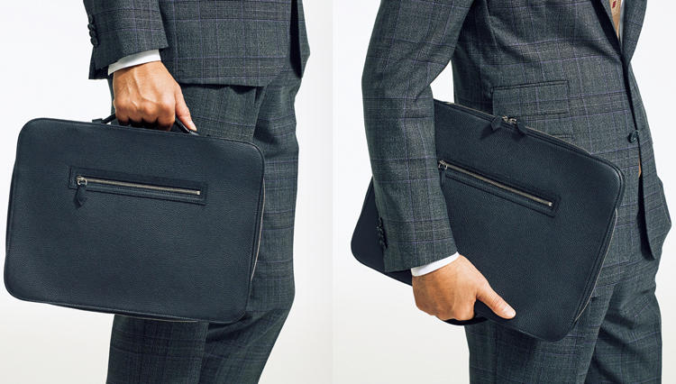 クラッチバッグ、こんなタイプなら仕事の自由度が格段に上がる!
