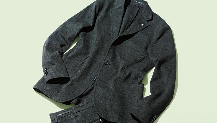 タリアトーレのジャージージャケット【名作予報】