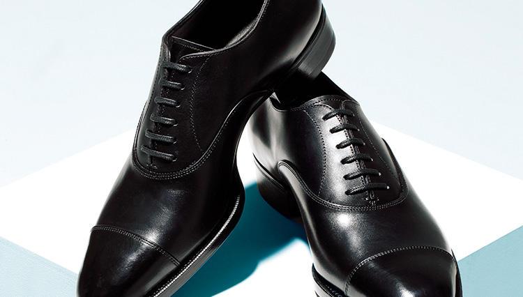 日本人の足に馴染み、高級靴オーラも満点!トレーディングポストのストレートチップ【名作予報】