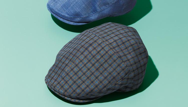 猛烈な夏の日差しに今から備えたい! カシラ×スキャバルのハンチング帽【名作予報】
