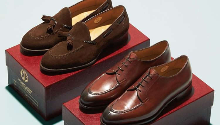 これぞ新イタリアン・クラシック、エドアルド ジャルディーニのドレス靴【名作予報】