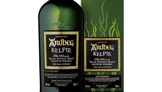 仄かな海草の香りと深い海のような味わい「アードベッグ ケルピー」数量限定発売