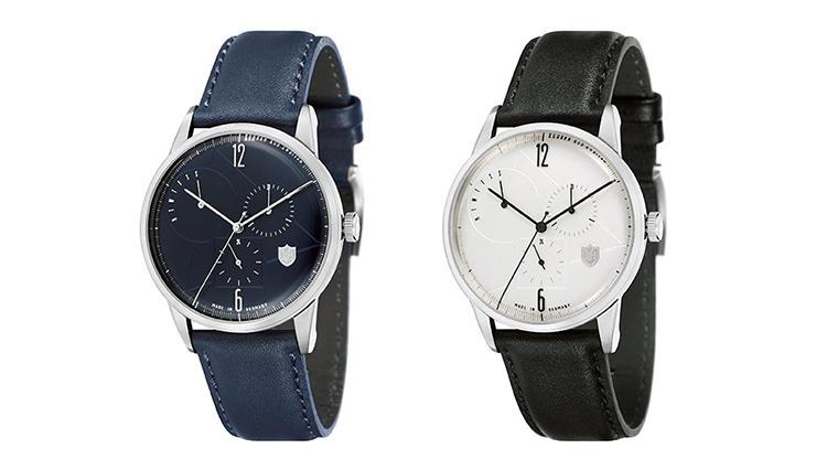 ドイツ時計「ドゥッファ」の新作は○△□がモチーフ