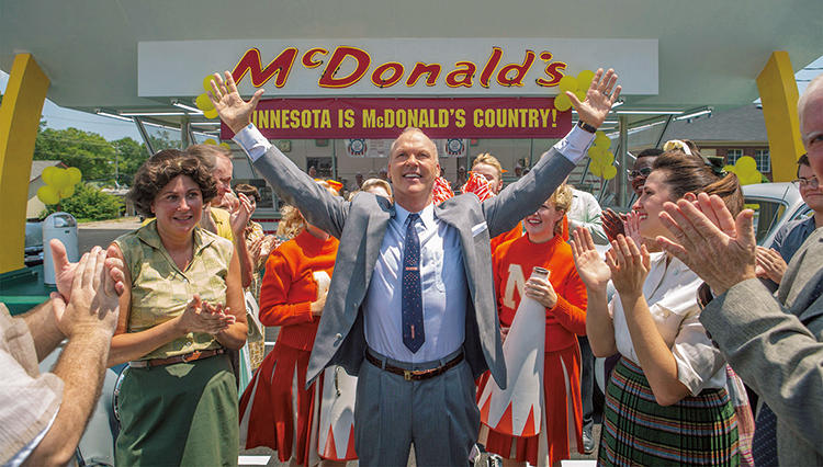 マクドナルド創業者の衝撃的な成り上がり物語 『ファウンダー ハンバーガー帝国のヒミツ』