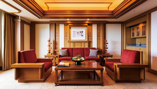 フランク・ロイド・ライト生誕150周年を祝う、帝国ホテルのスイート宿泊プラン
