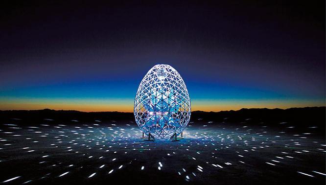 宇宙に一番近い島「種子島」で「宇宙」をテーマにした芸術祭が開催
