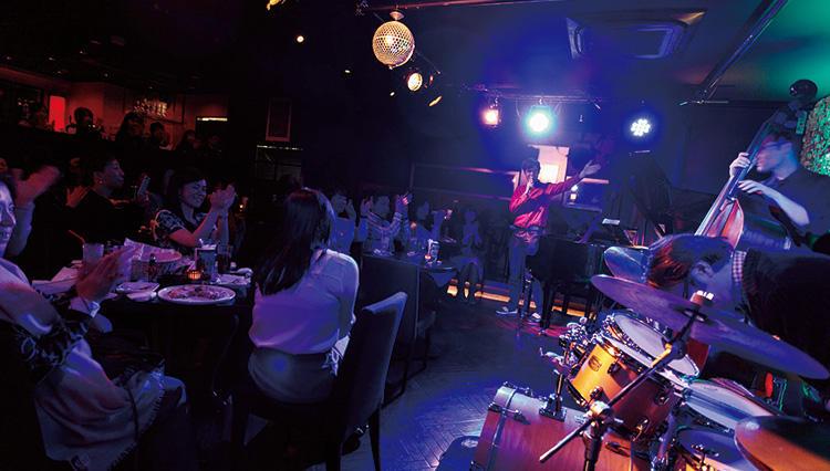 本格的なジャズが聴けるナイトクラブ「KEYSTONE CLUB 東京」を普段使いに