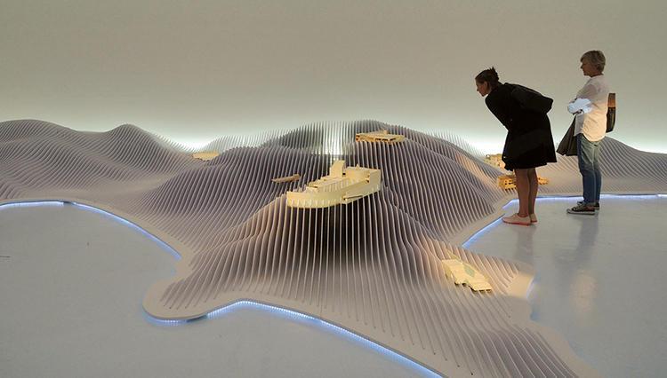 建築家・安藤忠雄の挑戦と未来を体験する大個展が開催