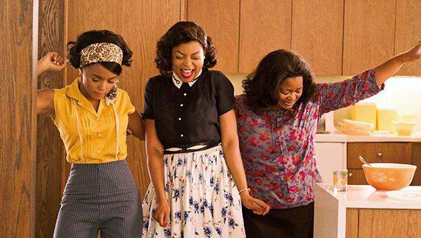 1960年代のNASAに実在した黒人女性3人の奮闘を映画化【ドリーム】