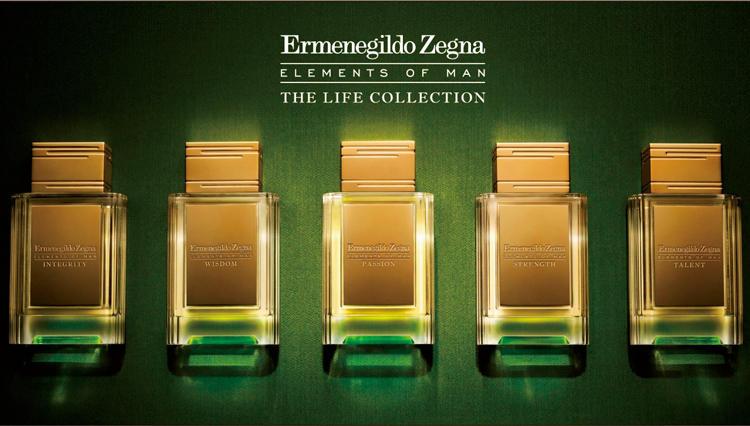 ザ・ゼニア・マンに贈る最高峰のフレグランスコレクション
