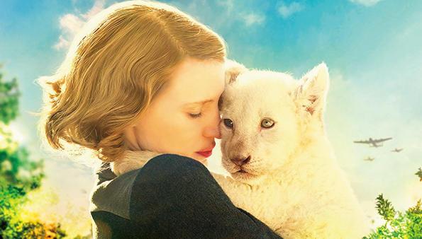 奇想天外な史実をさらりと描く映画『ユダヤ人を救った動物園 アントニーナが愛した命』