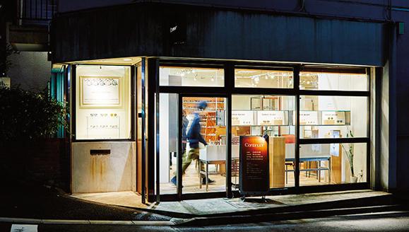 恵比寿のアイウェアセレクトショップ【コンティニュエ】オープン15周年記念で、肝煎り別注アイテムが揃う